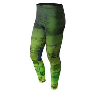 Calça New Balance Impact Tight Print Masculina