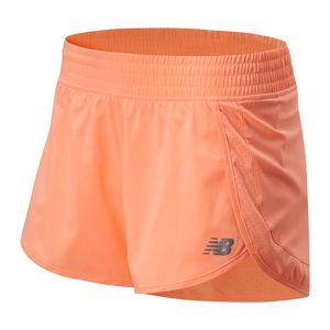 "Short New Balance 3"" Core Stretch Woven Feminino"
