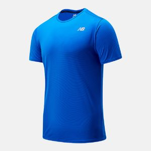 Camiseta Manga Curta New Balance Performance Masculino
