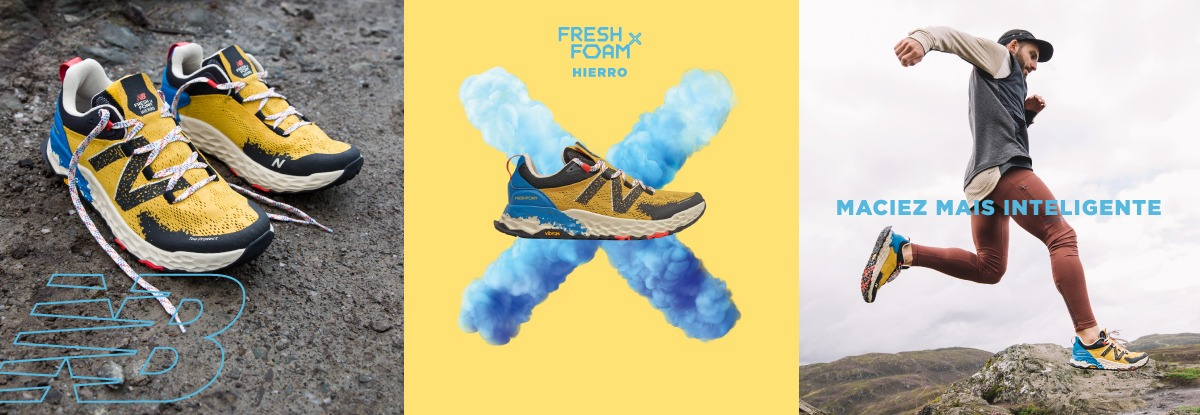Fresh Foam Hierro